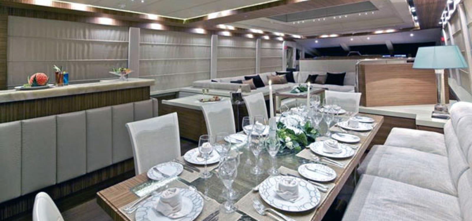 5 Rooms, Motor Yacht, For Charter, 8 Bathrooms, Listing ID 1042
