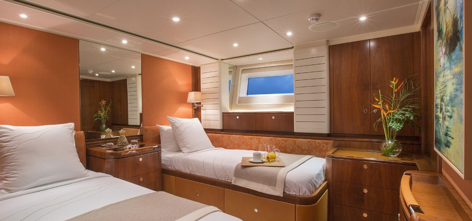3 Rooms, Sailing Yacht, For Sale, 6 Bathrooms, Listing ID 1066