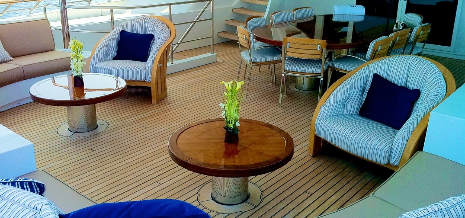 5 Rooms, Motor Yacht, For Charter, 7 Bathrooms, Listing ID 1067