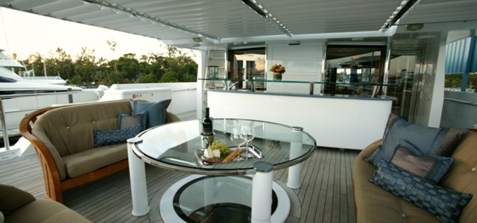 4 Rooms, Motor Yacht, For Charter, 6 Bathrooms, Listing ID 1068
