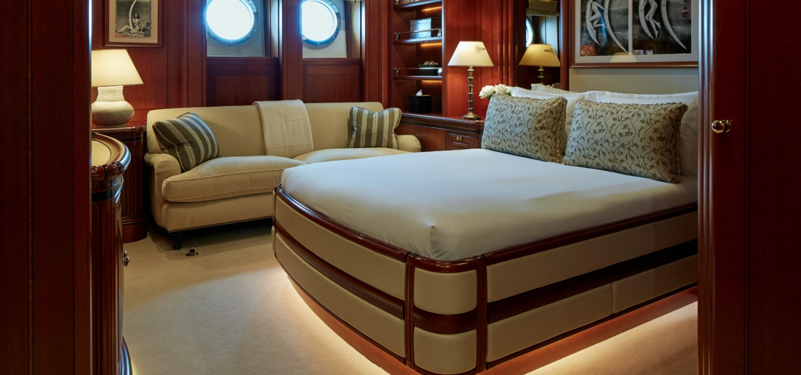 5 Rooms, Sailing Yacht, For Charter, 19 Bathrooms, Listing ID 1072